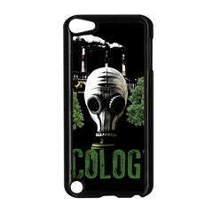 Ecology Apple Ipod Touch 5 Case (black) by Valentinaart