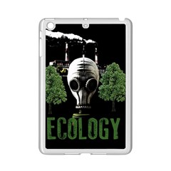 Ecology Ipad Mini 2 Enamel Coated Cases by Valentinaart
