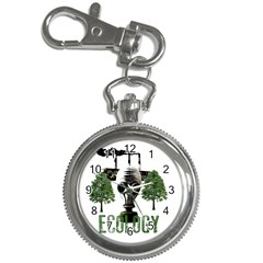 Ecology Key Chain Watches by Valentinaart
