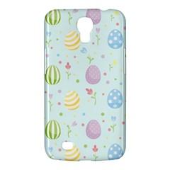 Easter Pattern Samsung Galaxy Mega 6 3  I9200 Hardshell Case by Valentinaart