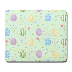 Easter Pattern Large Mousepads by Valentinaart