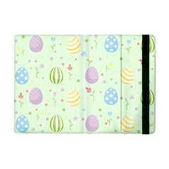 Easter Pattern Apple Ipad Mini Flip Case by Valentinaart