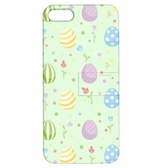 Easter Pattern Apple Iphone 5 Hardshell Case With Stand