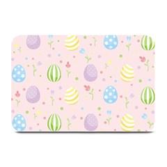 Easter Pattern Plate Mats by Valentinaart
