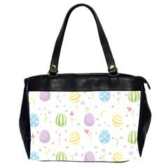 Easter Pattern Office Handbags (2 Sides)