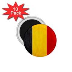 Belgium Flag 1 75  Magnets (10 Pack)  by Valentinaart