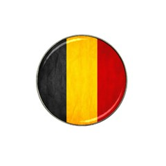 Belgium Flag Hat Clip Ball Marker (10 Pack) by Valentinaart