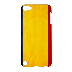 Belgium Flag Apple Ipod Touch 5 Hardshell Case by Valentinaart