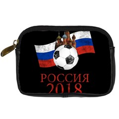Russia Football World Cup Digital Camera Cases by Valentinaart