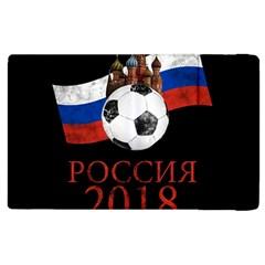 Russia Football World Cup Apple Ipad 2 Flip Case by Valentinaart