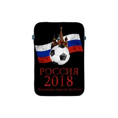 Russia Football World Cup Apple Ipad Mini Protective Soft Cases by Valentinaart