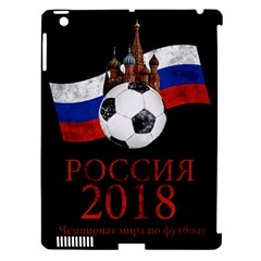 Russia Football World Cup Apple Ipad 3/4 Hardshell Case (compatible With Smart Cover) by Valentinaart