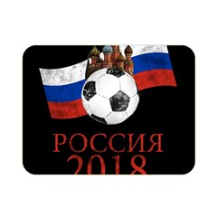 Russia Football World Cup Double Sided Flano Blanket (mini)  by Valentinaart