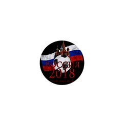 Russia Football World Cup 1  Mini Buttons by Valentinaart