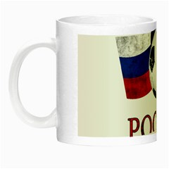 Russia Football World Cup Night Luminous Mugs by Valentinaart