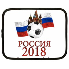 Russia Football World Cup Netbook Case (xl)  by Valentinaart