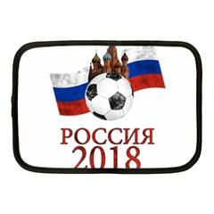 Russia Football World Cup Netbook Case (medium)  by Valentinaart