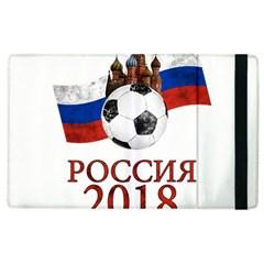 Russia Football World Cup Apple Ipad 3/4 Flip Case by Valentinaart