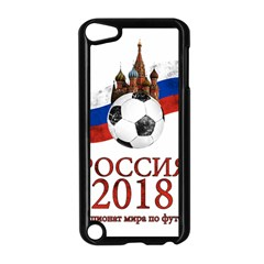 Russia Football World Cup Apple Ipod Touch 5 Case (black) by Valentinaart