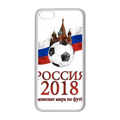 Russia Football World Cup Apple Iphone 5c Seamless Case (white) by Valentinaart