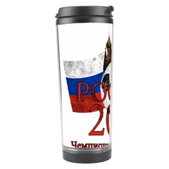 Russia Football World Cup Travel Tumbler by Valentinaart