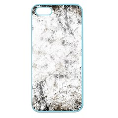 Grunge Pattern Apple Seamless Iphone 5 Case (color) by Valentinaart