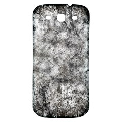 Grunge Pattern Samsung Galaxy S3 S Iii Classic Hardshell Back Case by Valentinaart