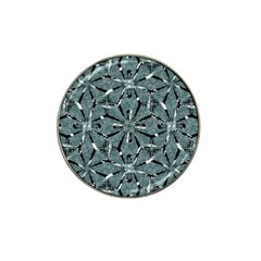 Modern Oriental Ornate Pattern Hat Clip Ball Marker (10 Pack) by dflcprints