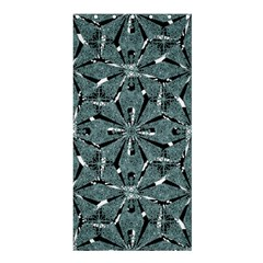 Modern Oriental Ornate Pattern Shower Curtain 36  X 72  (stall)  by dflcprints