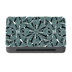 Modern Oriental Ornate Pattern Memory Card Reader With Cf by dflcprints