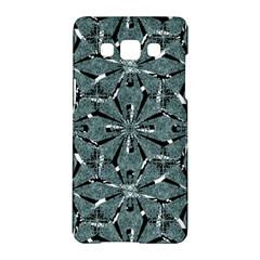 Modern Oriental Ornate Pattern Samsung Galaxy A5 Hardshell Case  by dflcprints