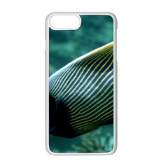 Angelfish 4 Apple Iphone 8 Plus Seamless Case (white)