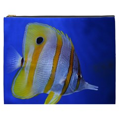 Butterfly Fish 1 Cosmetic Bag (xxxl)