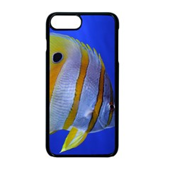 Butterfly Fish 1 Apple Iphone 8 Plus Seamless Case (black) by trendistuff