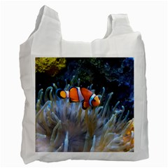 Clownfish 2 Recycle Bag (two Side)  by trendistuff