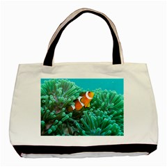 Clownfish 3 Basic Tote Bag (two Sides) by trendistuff