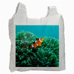 Clownfish 3 Recycle Bag (two Side)  by trendistuff