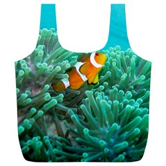Clownfish 3 Full Print Recycle Bags (l)  by trendistuff