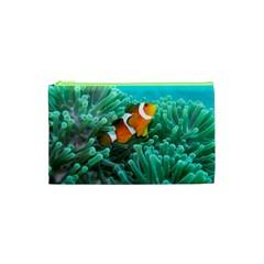 Clownfish 3 Cosmetic Bag (xs) by trendistuff