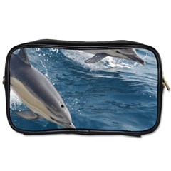 Dolphin 4 Toiletries Bags 2 Side by trendistuff