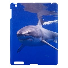 Great White Shark 4 Apple Ipad 3/4 Hardshell Case by trendistuff
