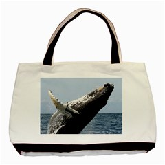Humpback 2 Basic Tote Bag