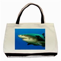 Lemon Shark Basic Tote Bag