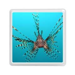 Lionfish 2 Memory Card Reader (square)  by trendistuff