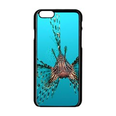 Lionfish 2 Apple Iphone 6/6s Black Enamel Case