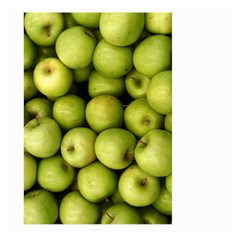 Apples 3 Large Garden Flag (two Sides) by trendistuff