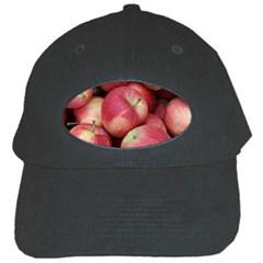Apples 5 Black Cap by trendistuff