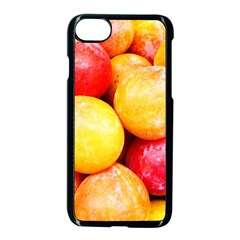 Apricots 1 Apple Iphone 7 Seamless Case (black) by trendistuff