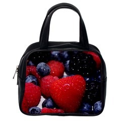 Berries 1 Classic Handbags (one Side) by trendistuff