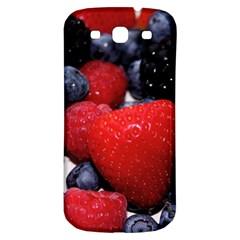 Berries 1 Samsung Galaxy S3 S Iii Classic Hardshell Back Case by trendistuff